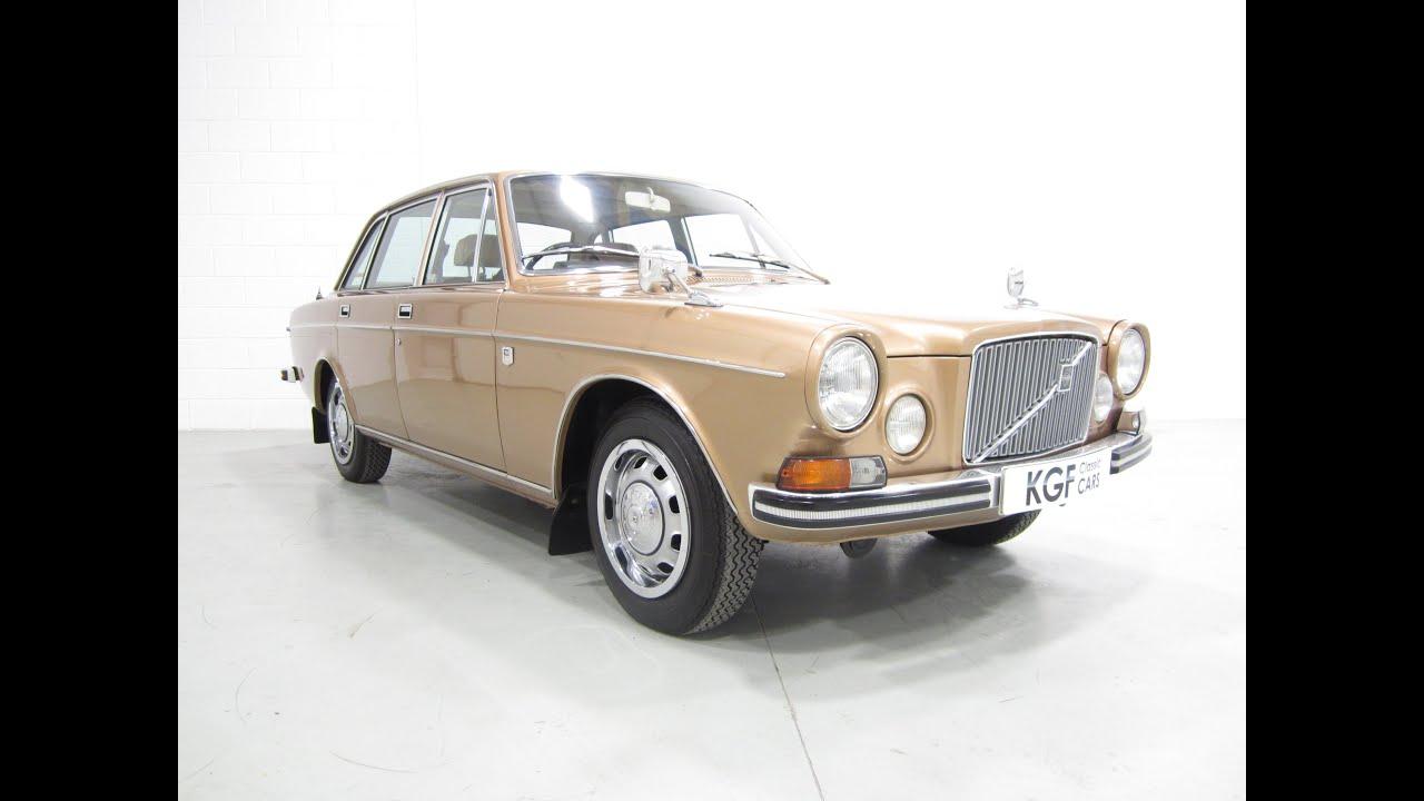 A Multi Award Winning Volvo 164e With Full Volvo History