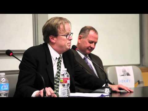 0 Steve Collett Opening Speech at Santa Monica College CA 33 Debate