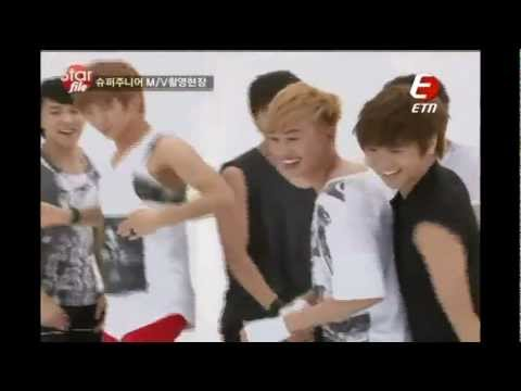 Super Junior - No Other (making Version) video