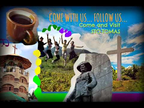 COME WITH US... FOLLOW US.. (Sto.Tomas Batangas Tourism Song) - AUDIO