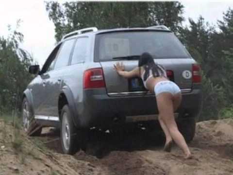 WOMEN versus CARS - femei si masini - accidente haioase