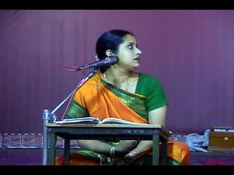 Kumbakonam Radhakalyanam - 2009 - Visaka Hari - Sangeetha Upanyasam - Part - I video