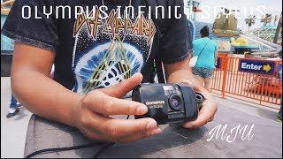 Cheap Film Camera - Olympus Infinity Stylus (MJU)