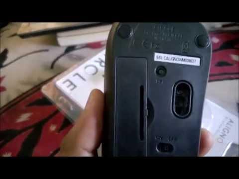 Circle Wireless Mouse Circle Aligno Wireless Mouse