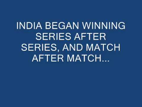 INDIAN CRICKET - INSPIRATIONAL VIDEO