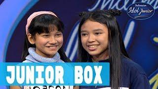 Download Lagu THE NEXT MARION JOLA?   JUNIOR BOX Gratis STAFABAND