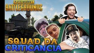 SQUAD CRITICANCIA feat. skipnho, stereo, cabrito | BATTLEGROUNDS