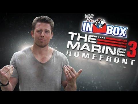 """WWE Inbox - """"Marine 3"""" invades """"WWE Inbox"""" Episode 57"""