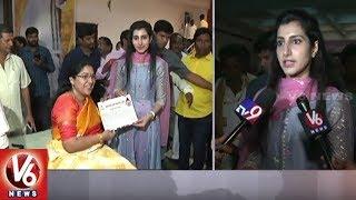 NTR Death Anniversary: Nara Brahmani Donates Blood At Basavatarakam Hospital  - netivaarthalu.com