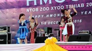 Hmong Thailand New Year Bangkok 2015/2016