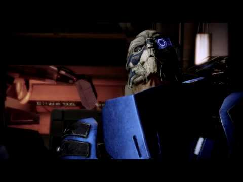 Mass Effect 2 Launch Trailer [FEMALE version]