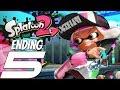Splatoon 2 - Gameplay Walkthrough Part 5 - Final Boss & Ending (Story Mode)