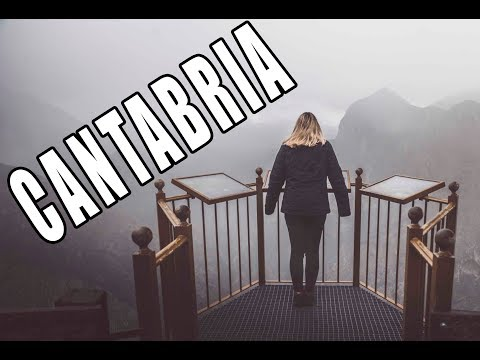 Cantabria 2018 HD 60 Fps