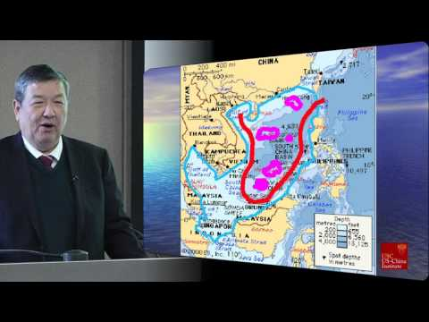 Fu Kuen-chen - South China Sea: Conflict Or Cooperation?