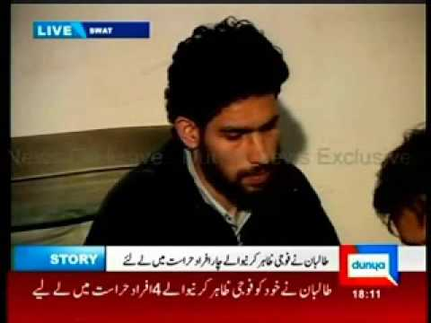 Pakistan: Swat Taliban Captured Four Army Officials on Charge of Entering Their Area