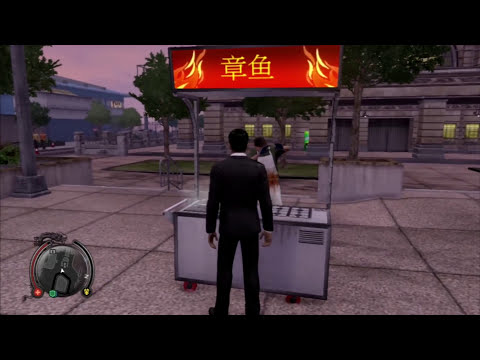 SLEEPING DOGS: ME GUSTA IR GUAPO A LOS FUNERALES