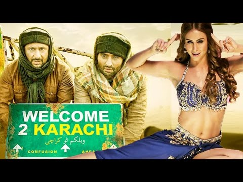 Welcome To Karachi Full Movie Review | Arshad Warsi, Jackky Bhagnani, Lauren Gottlieb