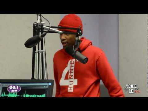 YG talks about BEEF with Loverance and TayF3rd??