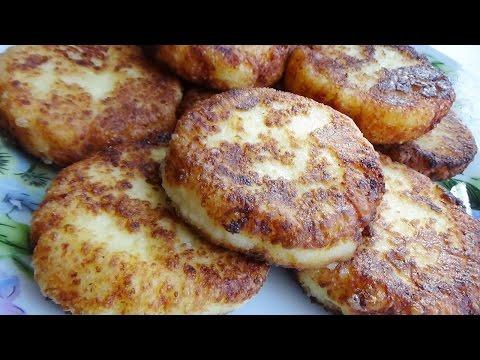 Сырники из творога  Классический рецепт домашних сырников