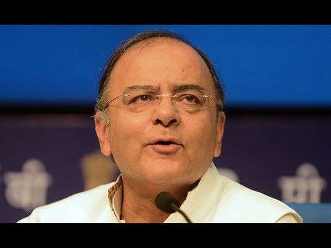 Will reveal all names: Finance Minister Arun Jaitley
