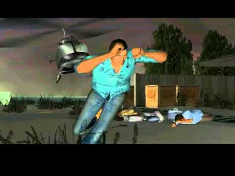 GTA Vicecity - MANKATHA REMIX