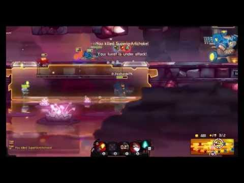 Awesomenauts: Ted McPain Montage Ver 1