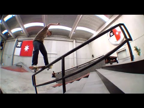 DC SHOES: THE DC EMBASSY - DAVIS TORGERSON