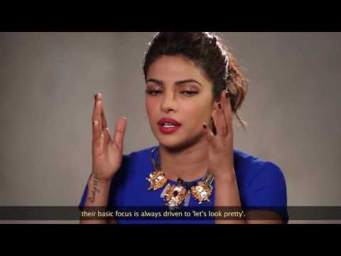 Priyanka Chopra on Women In Sports Films | Film Companion