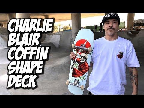 CHARLIE BLAIR COFFIN BOARD SET UP AND WASHINGTON STREET SESSION !!!   NKA VIDS