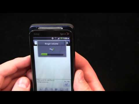 Video: HTC EVO Shift 4G Review Part 1
