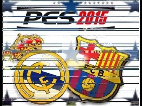 PES 2015 Demo - Второй взгляд - Реал vs Барса