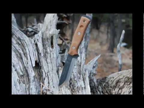 TOPS Brothers of Bushcraft - Fieldcraft Knife Review