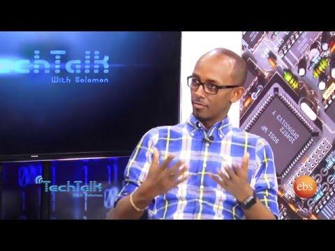 Tech Talk with Solomon Season 8 Ep 2 - Interview with Comedian & IT Professional Meskerem Bekele