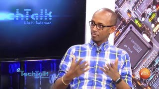 Tech Talk with Solomon Season 8 Ep 2 - Interview with Comedian & IT Professional Meskerem Bekele