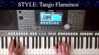 Yamaha PSR-S970 Styles and Voices Medley (with expansion packs)