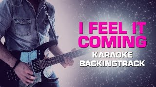 download musica The Weeknd - I Feel It Coming ft Daft Punk - Cover Sing Along With - Instrumental