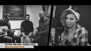 Download Lagu Luis Fonsi, Demi Lovato - Échame La Culpa (Cover by NINA & Legal Acoustic) Gratis STAFABAND