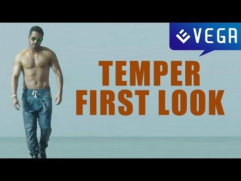 Jr. Ntr Temper Movie First Look : Puri Jagannadh, Kajal Aggarwal : Latest Telugu Movie 2014 video