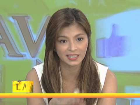 Angel Locsin wants traditional wedding
