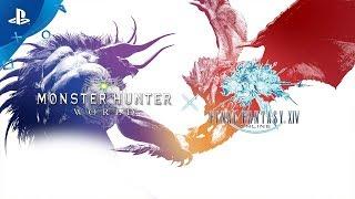 Monster Hunter: World - Behemoth Update Trailer | PS4
