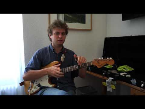 MAC DEMARCO The Stars Keep On Calling My Name / Bad Bonn Song Book Tutorial