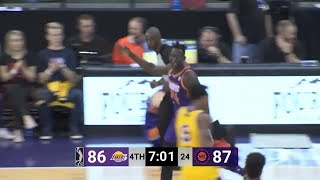 Peter Jok with 20 Points vs. South Bay Lakers