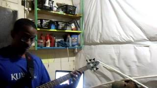 Jessica Reedy Video - Bass Cover Jessica Reedy Put It on The Altar