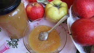 Bakina kuhinja - marmelada od jabuka i dunja sjajan recept
