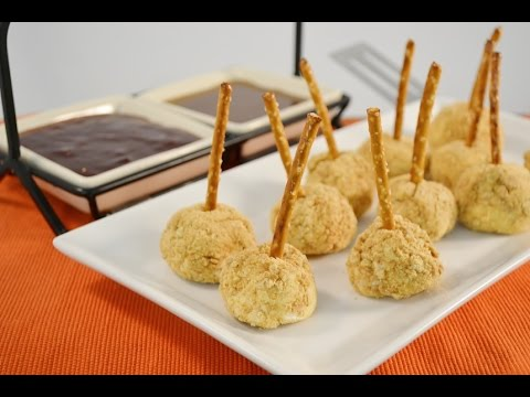 Cheesecake  Pretzel Bites - Cream Cheese Balls | RadaCutlery.com