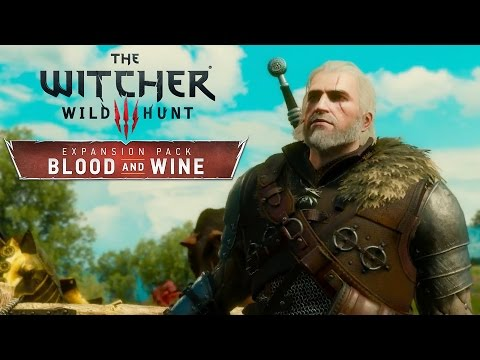 Blood and Wine New Region Trailer - The Witcher 3: Wild Hunt