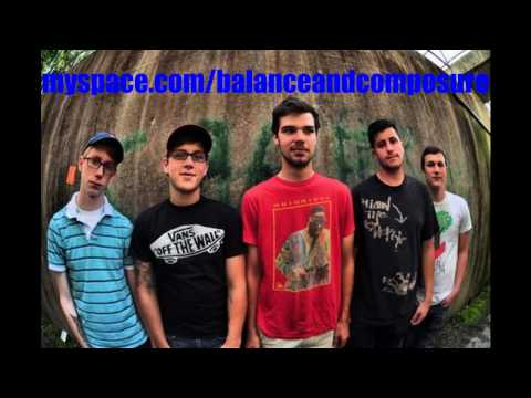 Balance and Composure - Waiting, Thinking, Giving Up