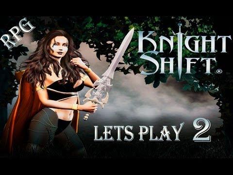 Knightshift (RPG) Серия 2