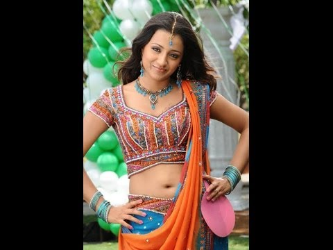 Trisha Hot South Indian Actress video
