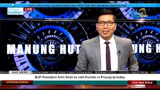 HISTORIC WIN FOR PEOPLE OVER CAB on Manung Hutna 13 February 2019
